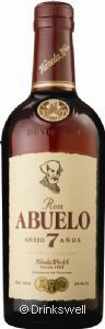 Ron Abuelo 7 year Rum 70cl
