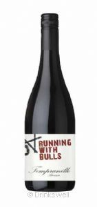 Running with Bulls Tempranillo 75cl