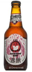 Japan Hitachino Nest Red Rice Ale 33cl