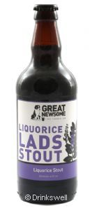 Great Newsome Liquorice Stout 50cl