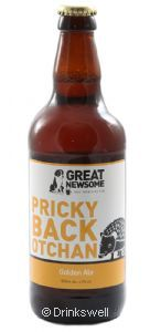 Great Newsome Pricky Back Otchan 50cl