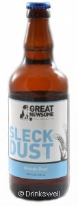 Great Newsome Sleck Dust Ale 50cl