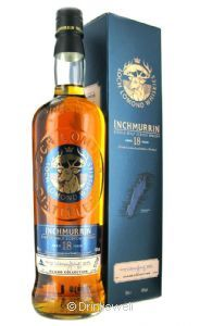 Inchmurrin 18 year old 70cl