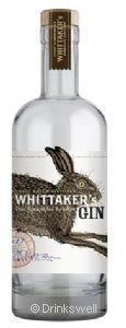 Whittakers gin 70cl