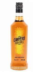 Ron Canyero - Ron Miel (Honey Rum)  70cl