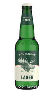 Canada Moosehead Lager 35cl