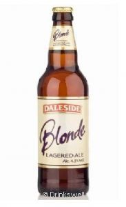 Daleside Blonde Lagered Ale 50cl
