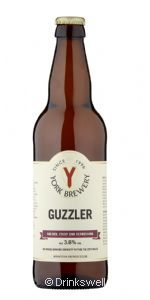York Guzzler Ale 50cl
