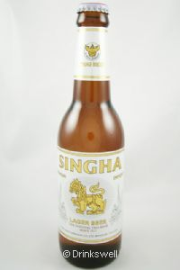 Thailand Singha Lager 33cl